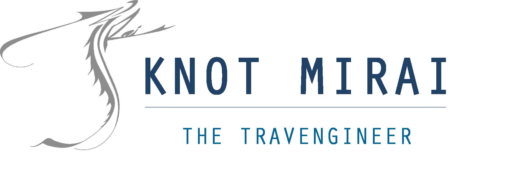 KNOT MIRAI Retina Logo