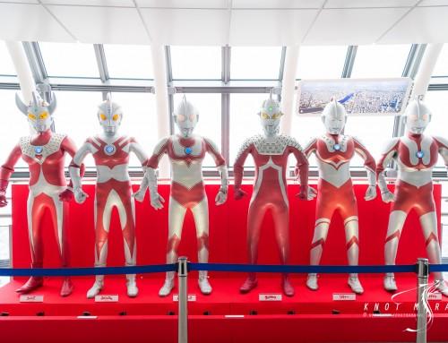 50 ปีซีรีย์ Ultraman งานนิทรรศการที่แฟนพันธุ์แท้ไม่ควรพลาด