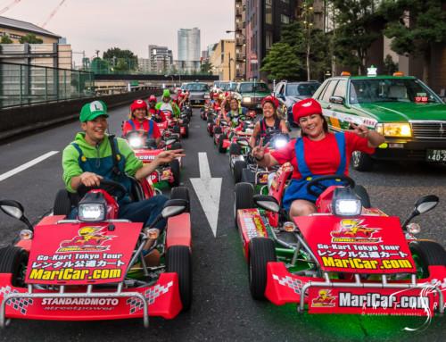 จากเกมสู่ชีวิตจริงกับ Mario Kart กลางกรุงโตเกียว